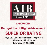 AIB food safety Superior