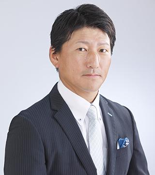 代表取締役社長 杉田武男