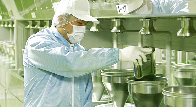 あいや製茶工場(製造職)