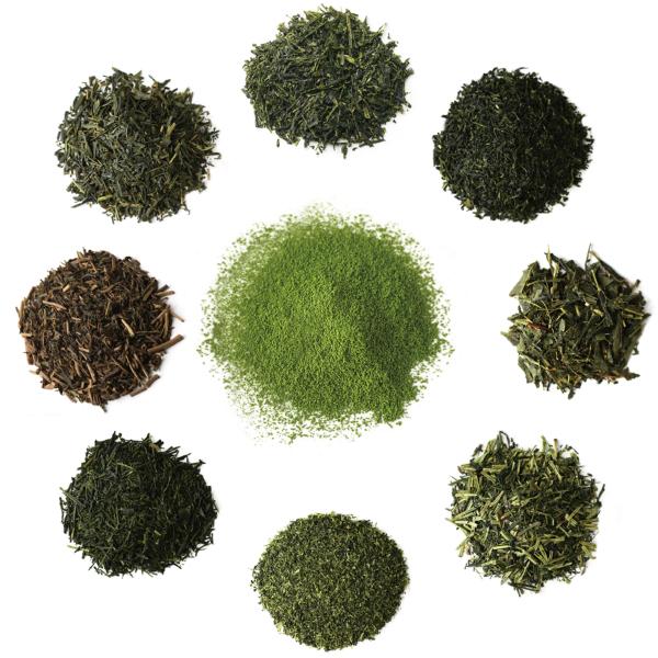 お茶の分類について